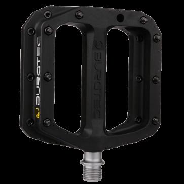 Burgtec Mk4 Composite Black Pedals