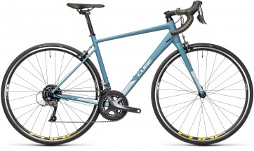 Cube Axial WS 2021 56cm Greyblue/Lime Road Bike
