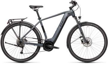 Cube Touring Hybrid One 500 2021 Grey/Black eBike