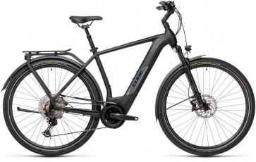 Cube Kathmandu Hybrid Exc 625 2021 Black/Grey eBike