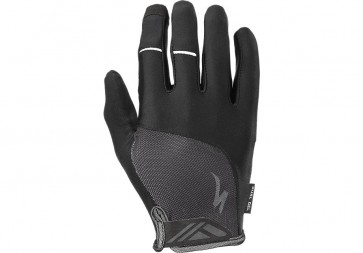 Specialized BG Dual Gel Long Finger Gloves Black