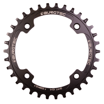 Burgtec E-Bike Steel Thick Thin Chainring 34 Tooth