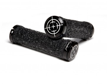 Loaded AMXC No Slip Grips Black