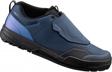 Shimano GR9 Flat Shoes Navy
