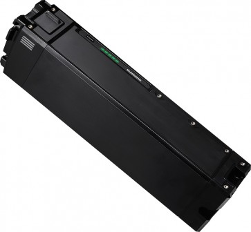 Shimano BT-E8020 STEPS Battery, 500Wh, Frame Integrated Down Tube Mount Black