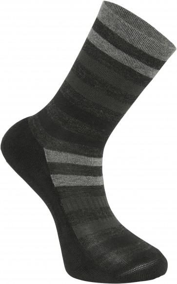 Madison Isoler Merino 3-Season Socks Black