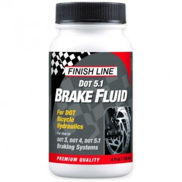 Finish Line DOT 5.1 Brake Fluid 120ml