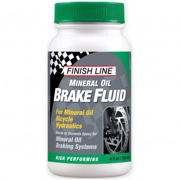 Finish Line Mineral Oil Brake Fluid 120ml