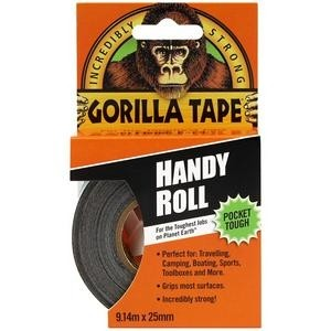 Gorilla Tape Handy Roll 9.1m x 25mm