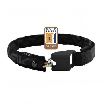 Hiplok Lite Wearable Chain Lock Black