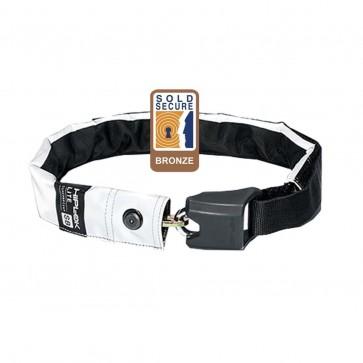 Hiplok Lite Wearable Chain Lock High Visibility
