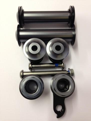 Devinci Pivot Kit Assy Troy Carbon Charcoal