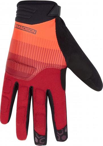 Madison Men's Zenith Gloves Red