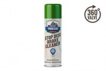 Finesse Stop Disc Brake Cleaner