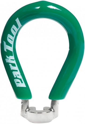 Park Tool USA SW-1 Spoke Wrench 0.130 Inch Green