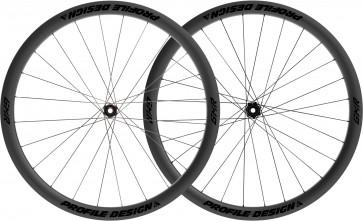 Profile Design GMR 38 TwentySix Carbon Disc Brake Tubeless Wheelset