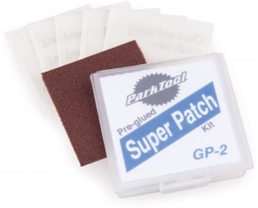 Park Tool USA GP-2 Super Patch Kit