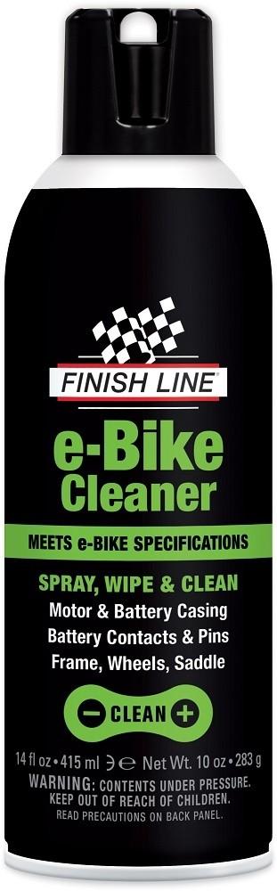 Finish Line eBike Cleaner, 14oz Aerosol