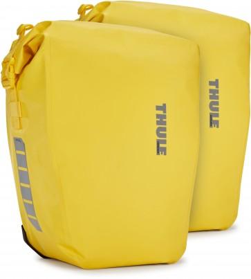 Thule Shield Pannier 25 Litre Pair Yellow