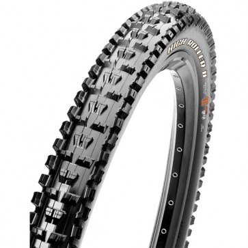 Maxxis High Roller II 27.5x2.8 60 TPI Folding Dual Compound EXO / TR tyre