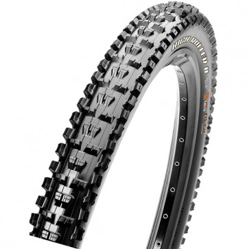 Maxxis High Roller II 27.5x2.40 60 TPI Folding 3C Maxx Grip TR tyre