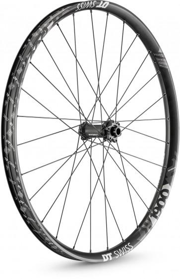 "DT Swiss H 1900 27.5"" Boost Front Wheel 35mm Rim"