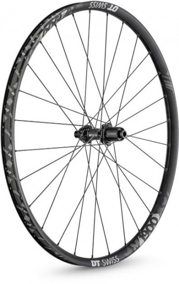 "DT Swiss M 1900 27.5"" Boost Rear Wheel 30mm Rim Shimano Micro Spline Freehub"