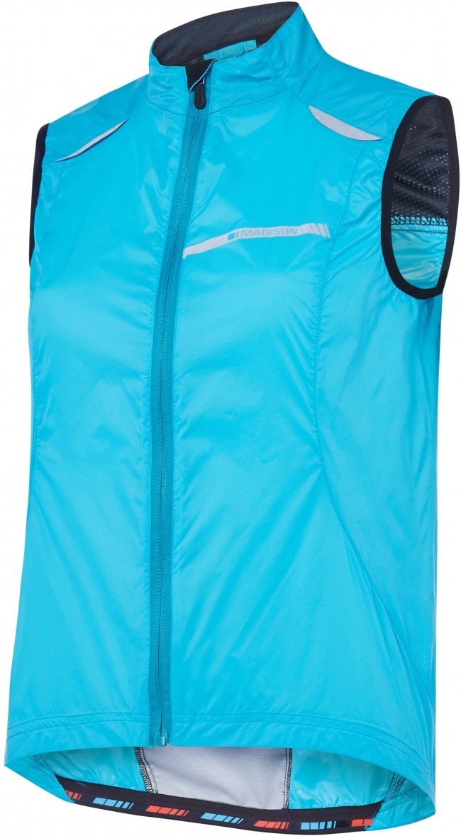 Madison Sportive women s windproof gilet b6d06cd56