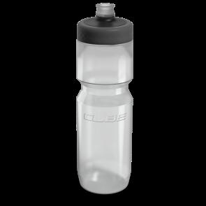 Cube Grip Bottle 750ml Transparent