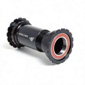 Wheels Manufacturing 386EVO Angular Contact BB for 24mm (Shimano) Cranks - Black