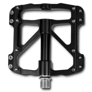 Cube RFR SLT Flat Pedals Black