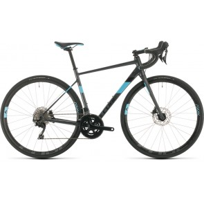 Cube Axial WS Race 2020 Iridium/Aqua Road Bike