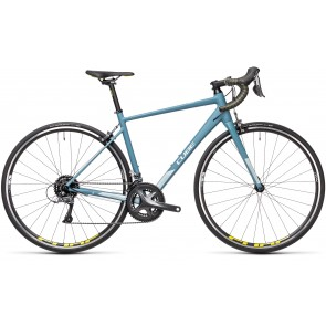 Cube Axial WS 2021 Greyblue/Lime Road Bike