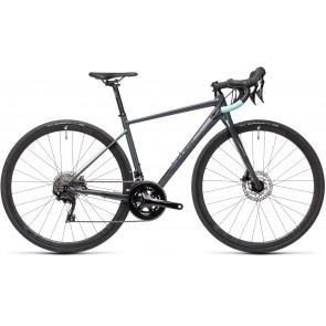 Cube Axial WS Race 2021 Grey/Mint Road Bike