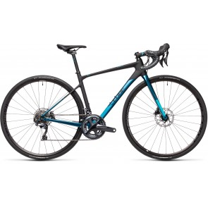 Cube Axial WS GTC SL 2021 Carbon/Blue Road Bike