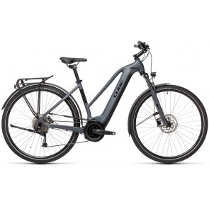 Cube Touring Hybrid One 500 2021 Trapeze Grey/Black eBike