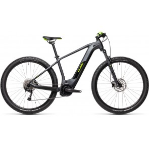 Cube Reaction Hybrid Performance 500 2021 Iridium/Green eBike