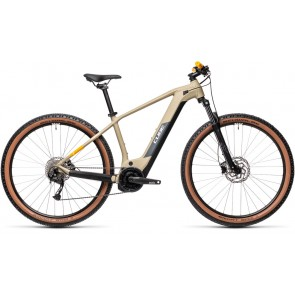 Cube Reaction Hybrid Performance 625 2021 Desert/Orange eBike