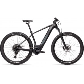 Cube Reaction Hybrid Pro 625 2021 Black/Grey eBike