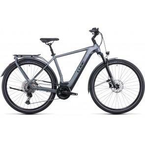 Cube Kathmandu Hybrid Pro 625 2022 Grey/Black eBike