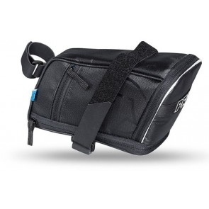 Pro Maxi Plus Pro saddlebag with Velcro-style hook-and-loop strap