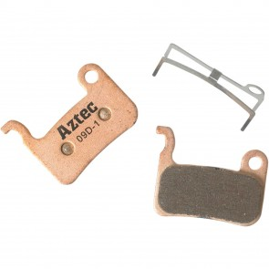 Aztec Sintered Brake Pads for Shimano M965 XTR / M966 Calipers