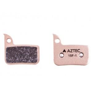 Aztec Sintered Brake Pads for Sram HRD/ Level Ult/ Level TLM