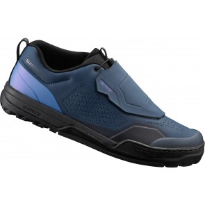 Shimano GR9 Flat Shoes Navy