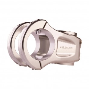 Burgtec Enduro Mk3 Stem 35mm Clamp 35mm Silver