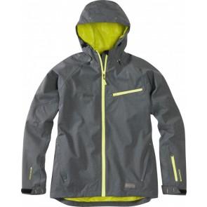 Madison Women's Leia Waterproof Jacket Dark Grey
