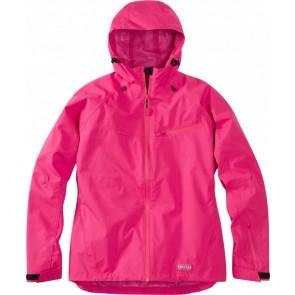 Madison Women's Leia Waterproof Jacket Rose Red
