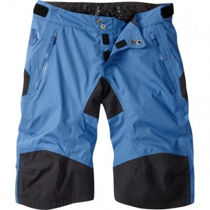 Madison DTE Women's Waterproof Shorts, China Blue