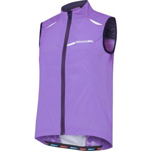 Madison Women's Sportive Windproof Gilet Purple
