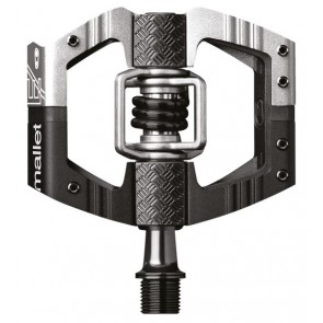 Crankbrothers Mallet E Black/Silver 57mm